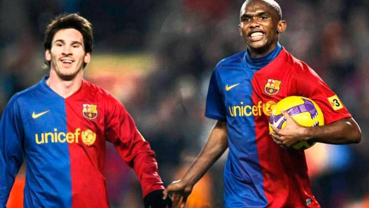 Debutar en el Barcelona con gol: hubo más antes que Arnáiz