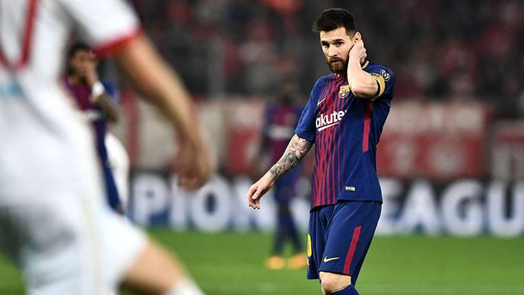 El Barça depende demasiado de la magia de Iniesta y Messi