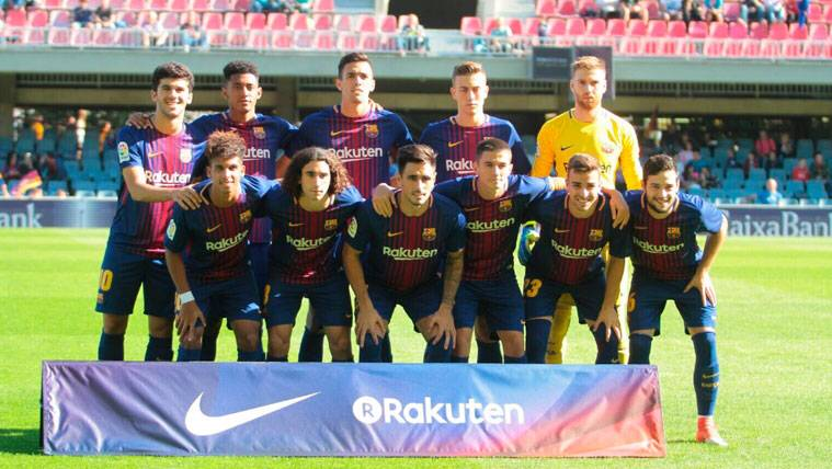 La solución a los lesionados del FC Barcelona, ¿en el filial?
