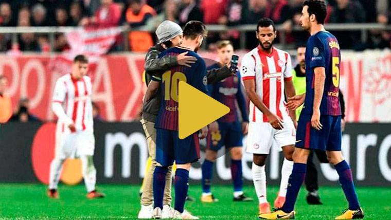 SEGURIDAD: Hay que proteger mejor a Leo Messi y a los demás