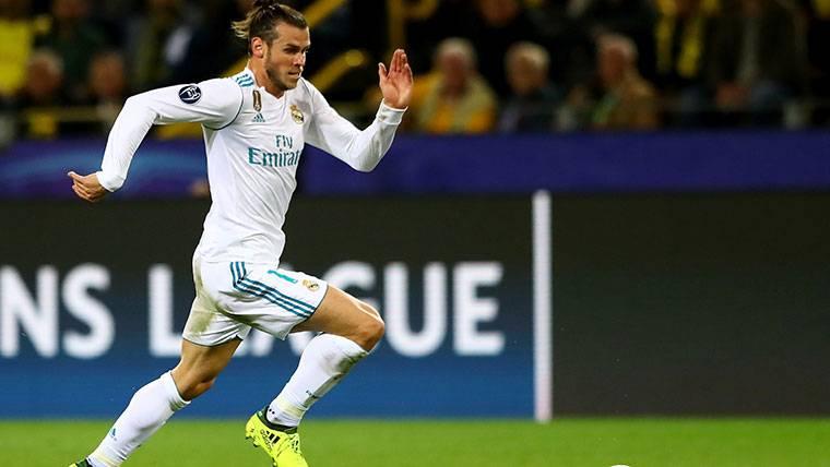 Gareth Bale provoca un nuevo incendio en el Real Madrid
