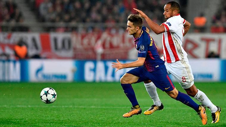 Un mes para que Denis Suárez se reivindique en el Barça