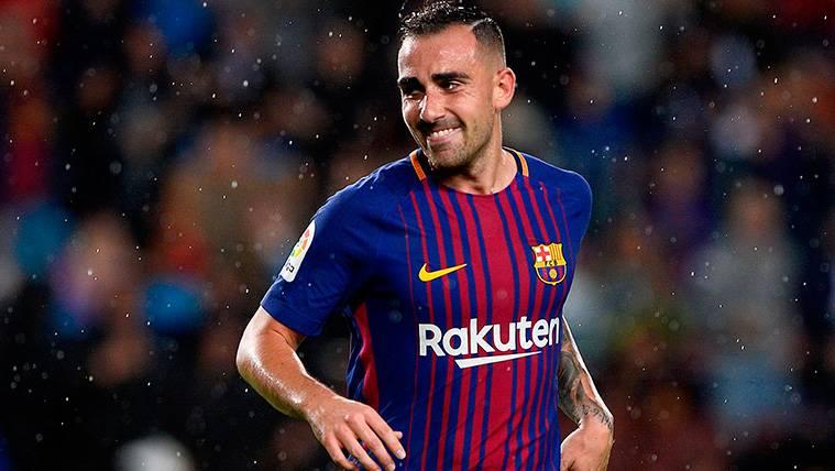 Las peculiaridades del tanto de Paco Alcácer contra el Sevilla