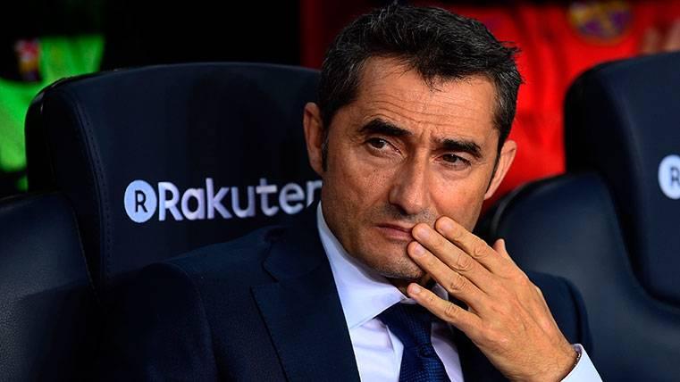 Ernesto Valverde, el técnico que no deja indiferente a nadie