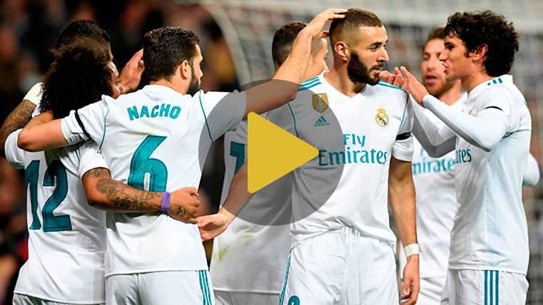 El Madrid se lame las heridas con un triunfo contra Las Palmas
