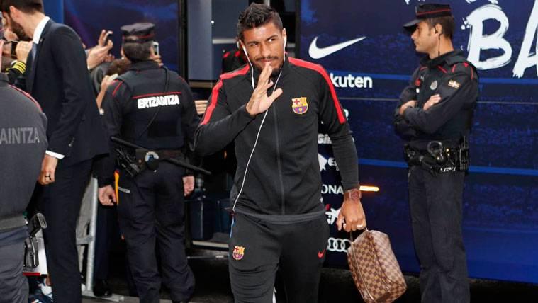 Al vestuario del FC Barcelona llega una revolución... ¡Musical!