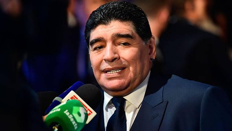 Maradona siembra el caos en Argentina con sus declaraciones