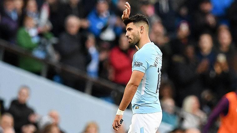 Agüero revela dónde jugará cuando deje el Manchester City