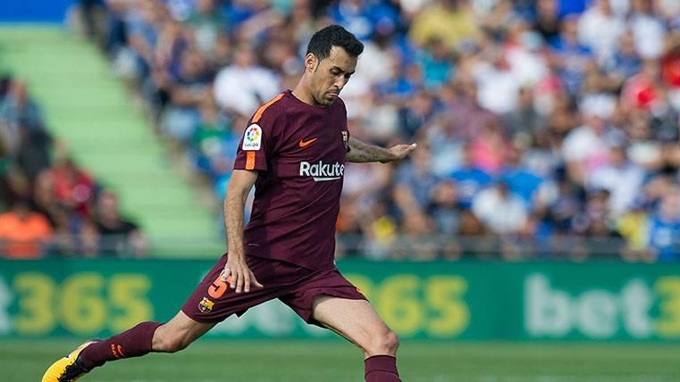 """Sergio Busquets: """"Sabemos que no estamos jugando bien"""""""