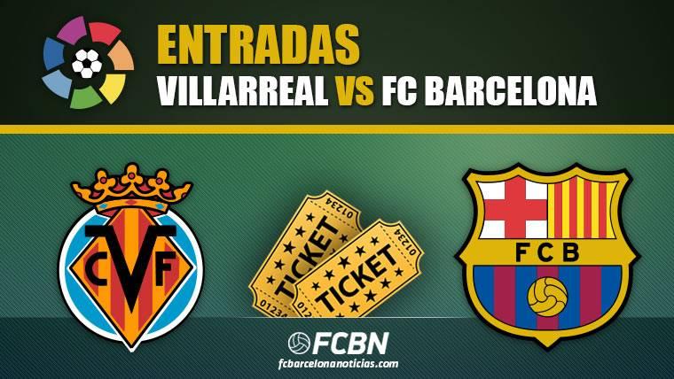 Entradas Villarreal vs FC Barcelona
