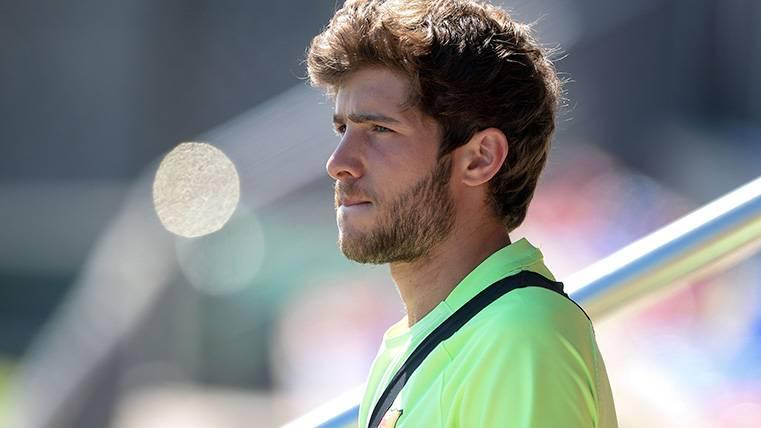 El Barça no dudará con la renovación de Sergi Roberto