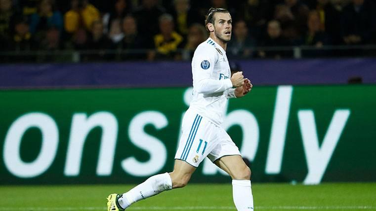 Bale se vuelve a lesionar y estará varias semanas de baja