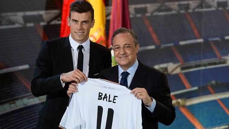 Gareth Bale: El galáctico más caro del Real Madrid es una ruina