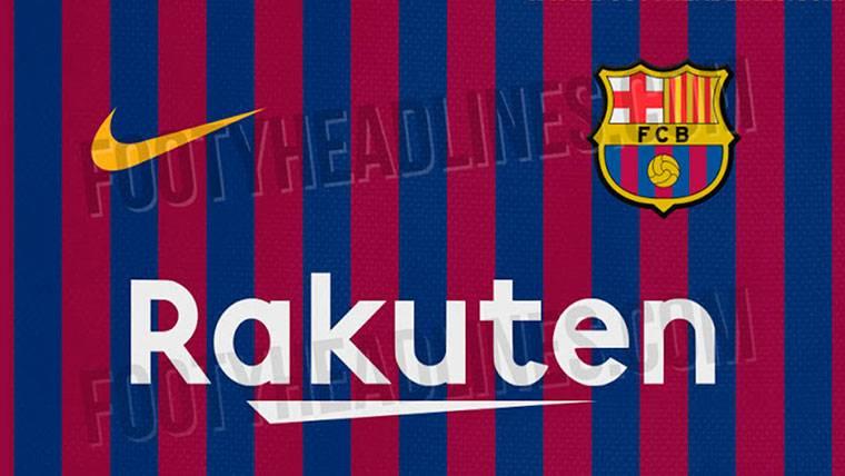 La nueva camiseta del Barça provoca un pique en las redes