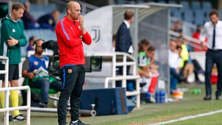Gabri critica duramente la gestión de la cantera del Barça
