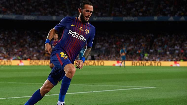 Aleix Vidal sigue acumulando pretendientes para dejar el Barça