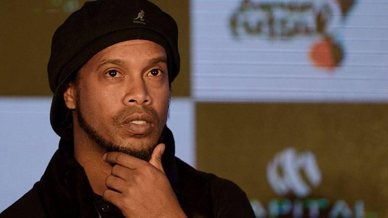 Ronaldinho, en una imagen de archivo