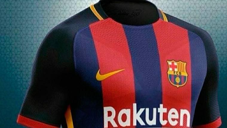 ¡Aparece otro posible diseño de la camiseta del Barça 2018-19!