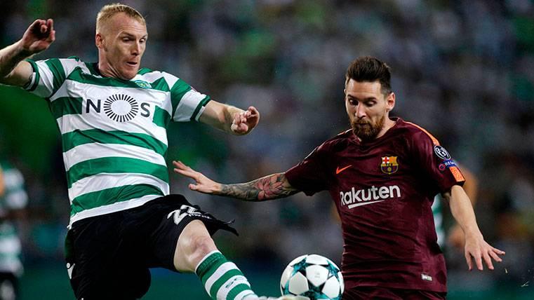 Mathieu confiesa el motivo de su marcha al Sporting de Portugal