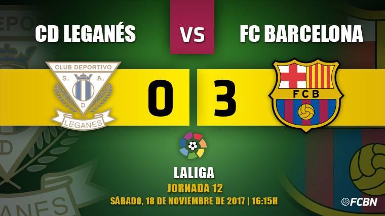 Luis Suárez resurge de sus cenizas y fulmina al Leganés