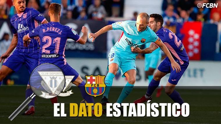 Iniesta hace historia en el Barça con 300 victorias en LaLiga