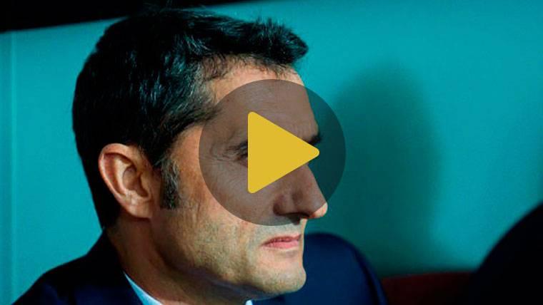 """Valverde: """"La amarilla a Gerard Piqué me parece excesiva"""""""