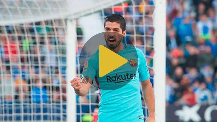 """Suárez: """"No tenía ansiedad por los goles, quería estar bien"""""""