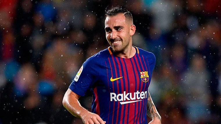 Alcácer se desmelena: ¿El nuevo 'tapado' del Barcelona?