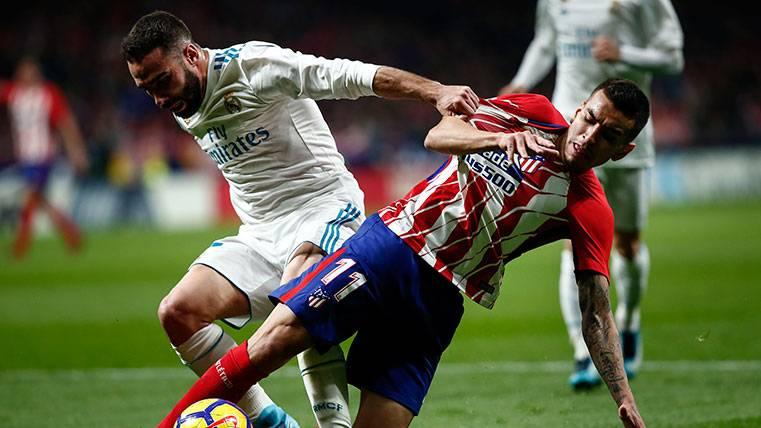 """Carvajal, hundido: """"Diez puntos es una distancia considerable"""""""