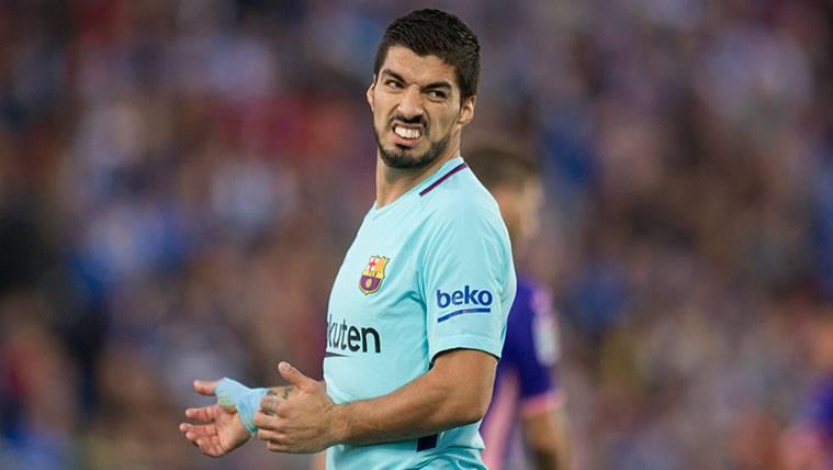 El Barça recurrirá las tarjetas de Piqué y Suárez en Butarque