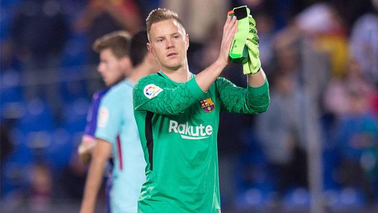 Este Barça pasa por las manos de Marc-André Ter Stegen