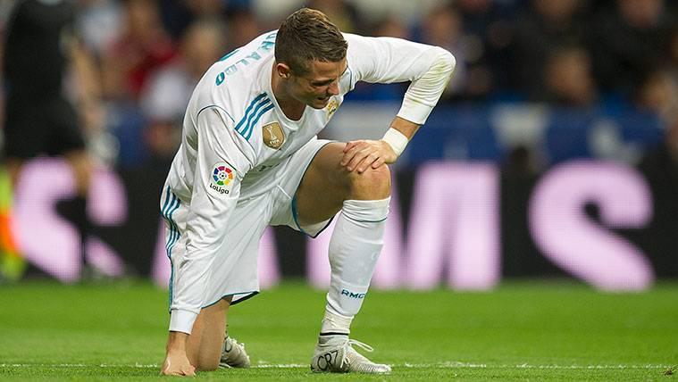 En Madrid ya dudan de Cristiano: Le llaman el 'anti-récord'