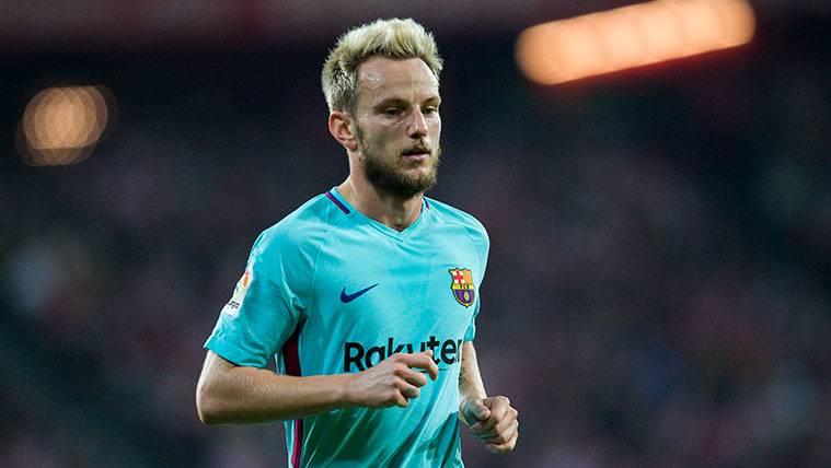 """Rakitic: """"¿Neymar? Lo que te da el Barça no lo hay en otro lado"""""""