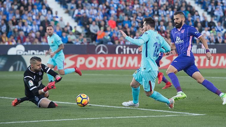 Leo Messi quiere romper su gafe europeo contra la Juventus