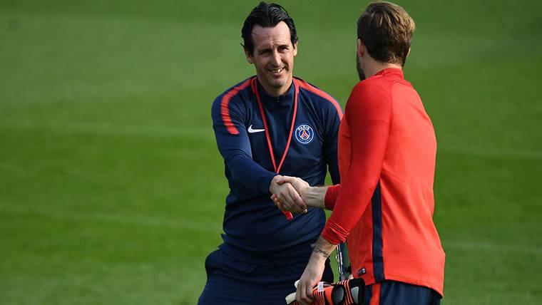 Nueva lucha de egos en el vestuario del Paris Saint-Germain