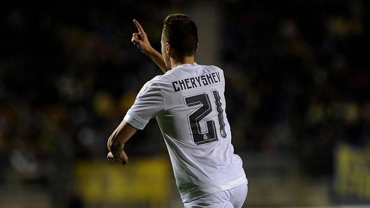 El Madrid lleva hasta el final el 'Caso Cheryshev'... Y pierde
