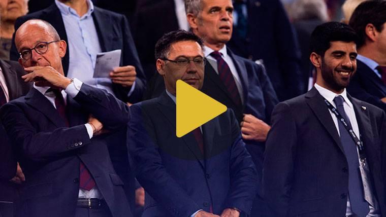 El Barça admite que intentará fichar en el mercado de invierno