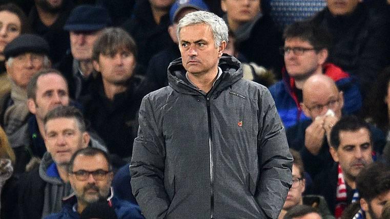 José Mourinho destroza las Navidades al Manchester United