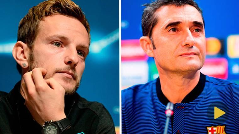 EN DIRECTO: Sigue la rueda de prensa de Rakitic y Valverde