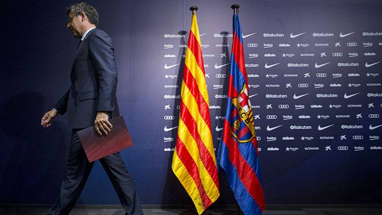 Llamada de Bartomeu a Serrat para calmarle sobre Messi
