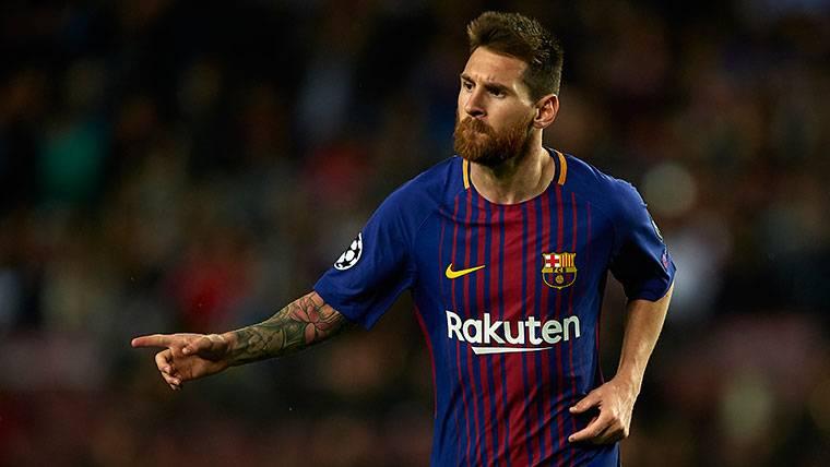 ALERTA: Messi hablará el viernes tras recibir la Bota de Oro