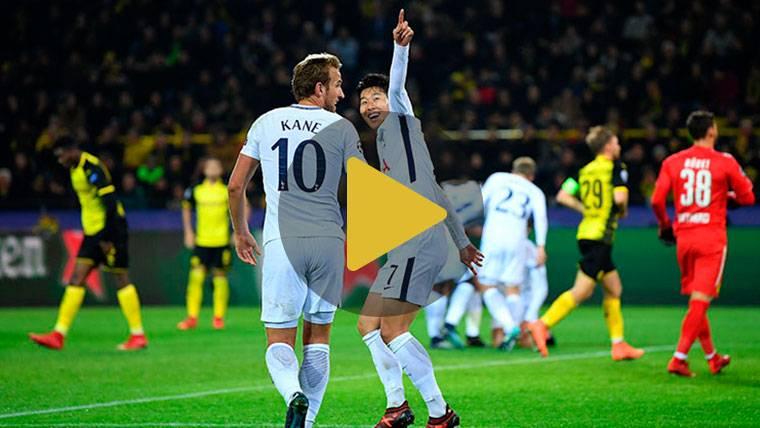 El único factor que puede sacar a Harry Kane del Tottenham