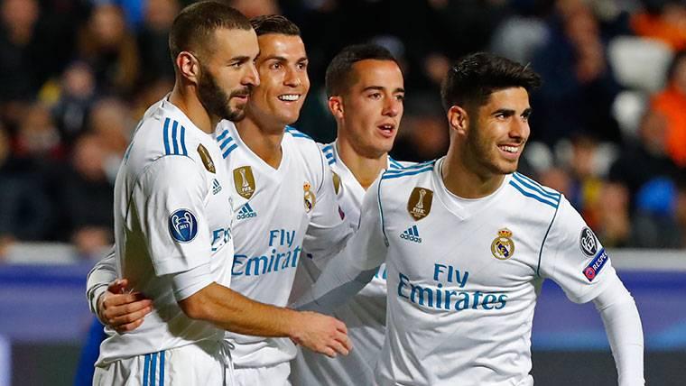 Al Real Madrid le puede tocar un rival muy difícil en octavos