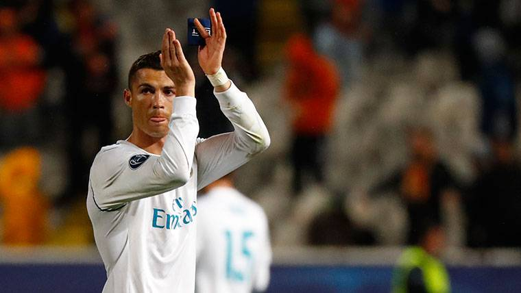 Cristiano Ronaldo estalla contra los medios de comunicación