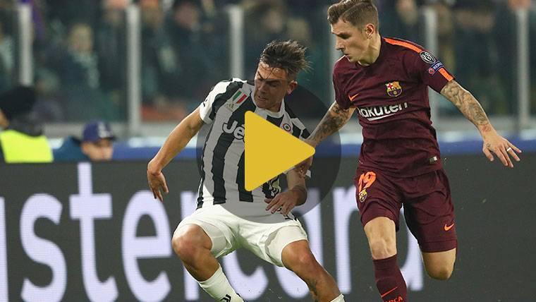 Vídeo resumen: Juventus 0 Barcelona 0 (Champions J5)