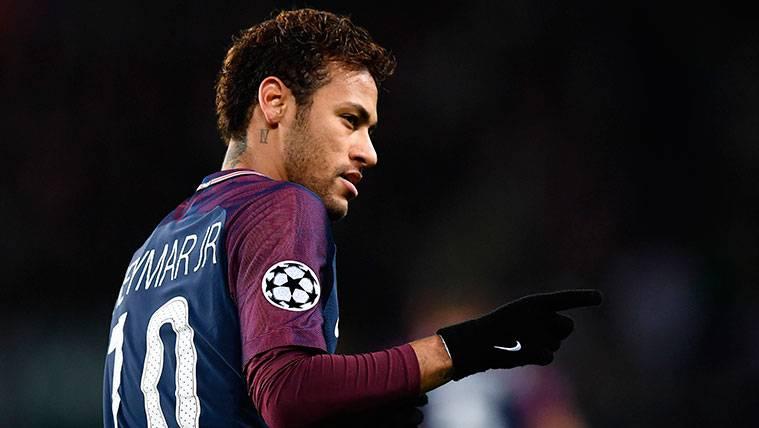 El calentón de Neymar tras ser preguntado por el Real Madrid