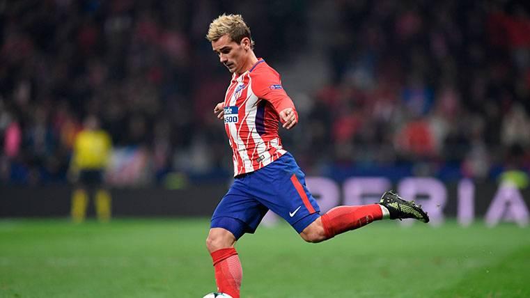 El ex asesor de Griezmann le ve fuera del Atlético de Madrid