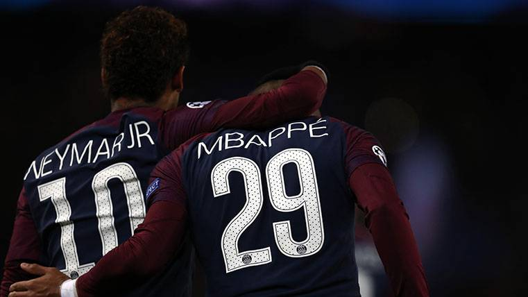 El Paris Saint-Germain, rival a batir en la Champions League