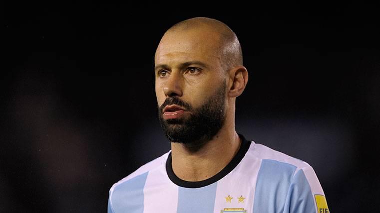 El día más doloroso y triste para Javier Mascherano