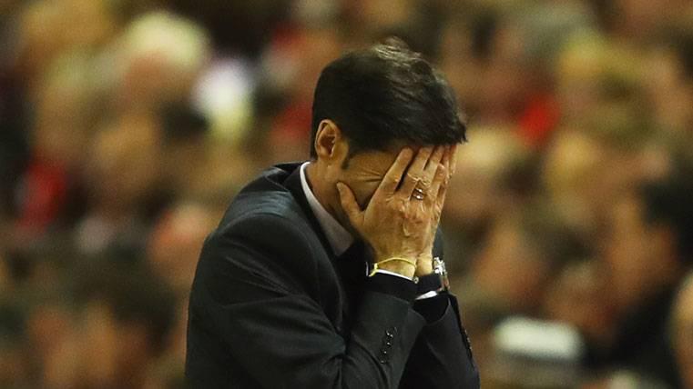 El dato demoledor de Marcelino para el Valencia-Barcelona